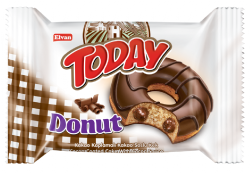 Elvan Today Donut Single (Turkey)